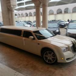 Chrysler Limousine-voiture de mariage-Tunis-1