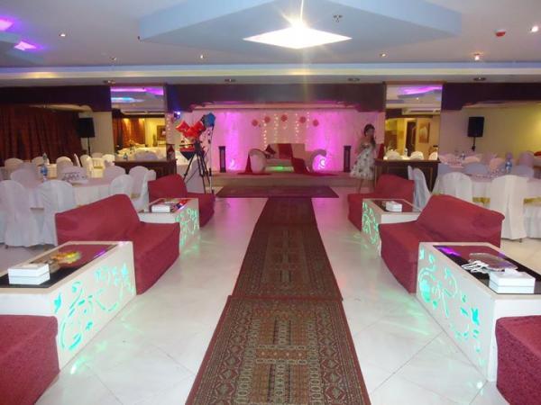 قاعة ومطعم ملح وفلفل - قصور الافراح - المنامة