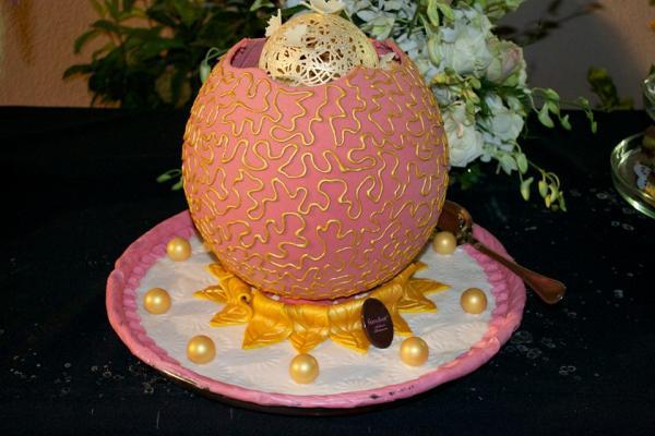 فونديو عمان - كيك الزفاف - مسقط