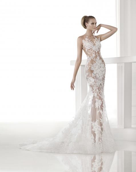 العروس الجميلة - فستان الزفاف - الدار البيضاء