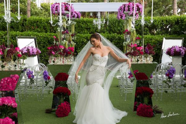 لالا مولتي - فستان الزفاف - الدار البيضاء