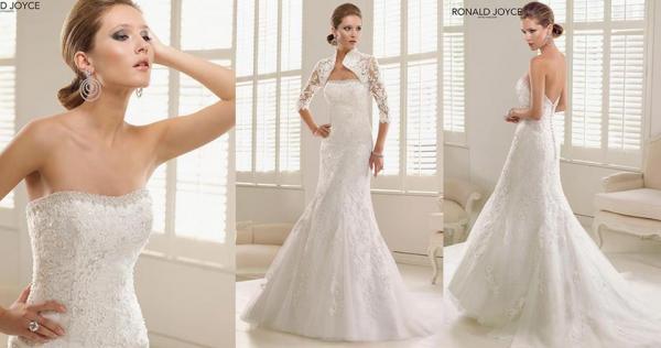 فساتين زفاف - السيدة بنبراهيم - فستان الزفاف - الدار البيضاء
