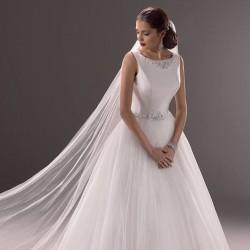 فساتين زفاف - السيدة بنبراهيم-فستان الزفاف-الدار البيضاء-4