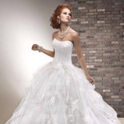 فساتين زفاف - السيدة بنبراهيم-فستان الزفاف-الدار البيضاء-6