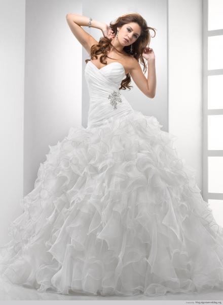 فساتين زفاف - فستان الزفاف - الدار البيضاء