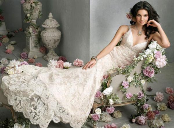 العروس الأنيق - فستان الزفاف - الرباط