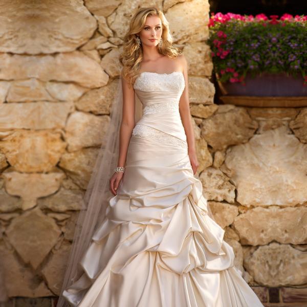 la rose - Robe de mariée - Rabat