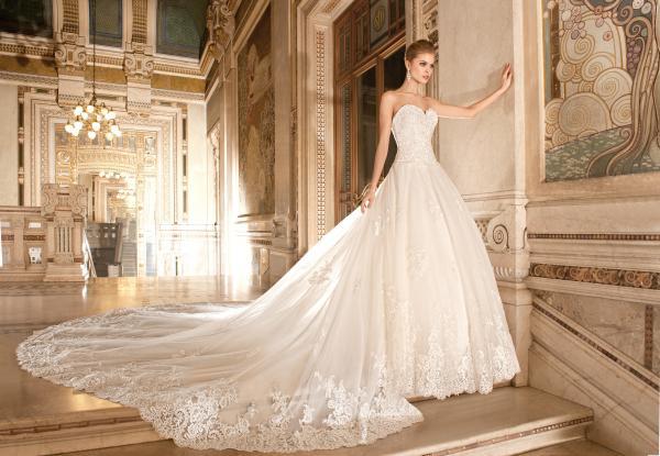 سبليما - فستان الزفاف - الرباط