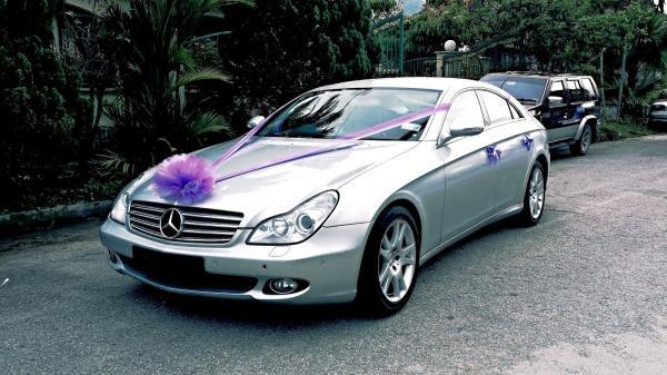 بلو بيل - سيارة الزفة - دبي