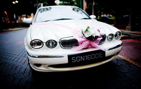 برافو لكشري - سيارة الزفة - دبي