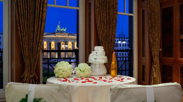 Hotel Adlon Kempinski Berlin - Hotel Hochzeit - Berlin
