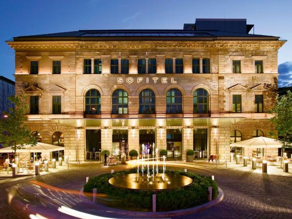 Sofitel München Bayerpost - Hotel Hochzeit - München