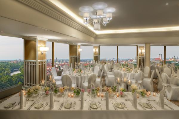 Hilton München Park - Hotel Hochzeit - München