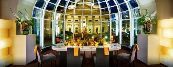 Hilton Berlin - Hotel Hochzeit - Berlin