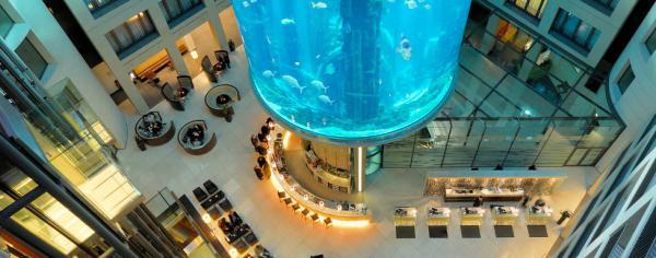 Radisson Blu Hotel - Hotel Hochzeit - Berlin