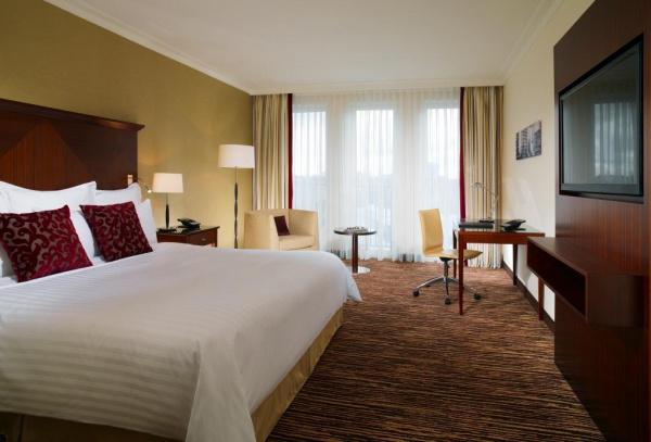 Berlin Marriott Hotel - Hotel Hochzeit - Berlin