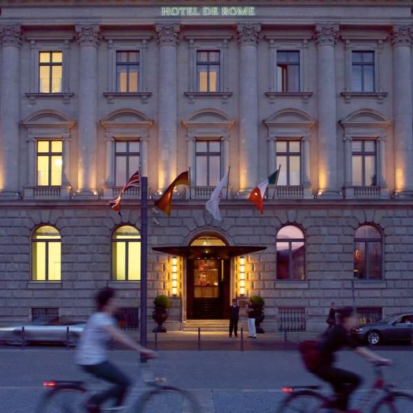 Hotel De Rome, a Rocco Forte Hotel - Hotel Hochzeit - Berlin