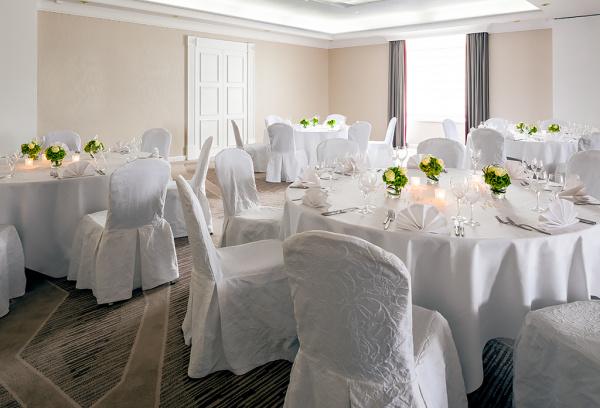 München Mariott Hotel - Hotel Hochzeit - München