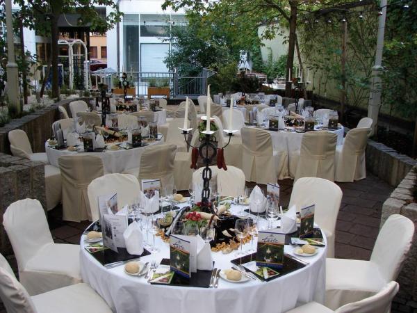 Maritim Hotel München - Hotel Hochzeit - München