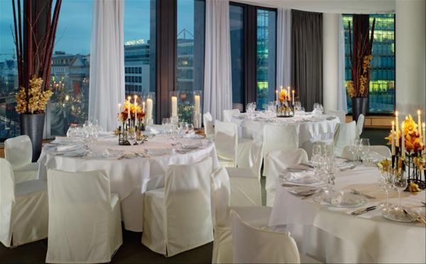 Swissôtel Berlin - Hotel Hochzeit - Berlin