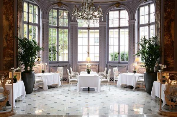 Patrick Hellmann Schlosshotel - Hotel Hochzeit - Berlin