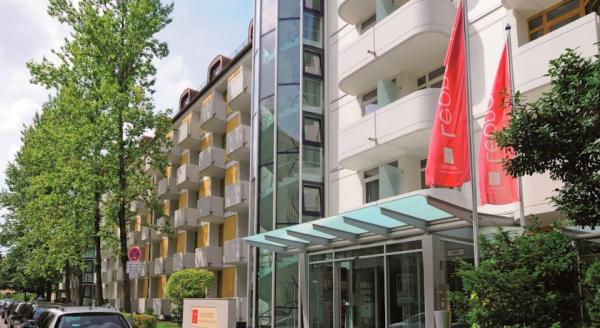 Leonardo Hotel & Residenz München - Hotel Hochzeit - München