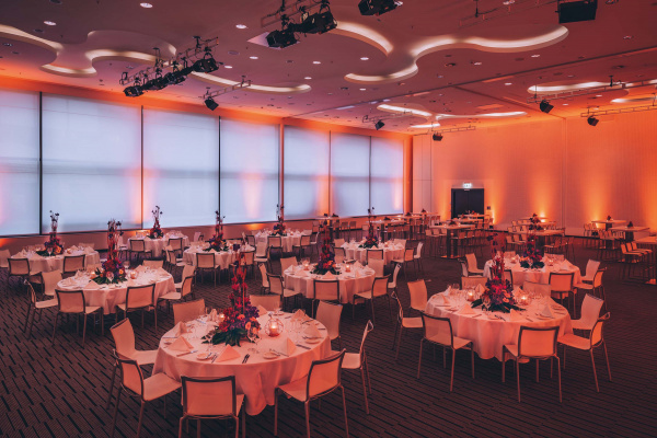 Vienna House Andel's Berlin - Hotel Hochzeit - Berlin
