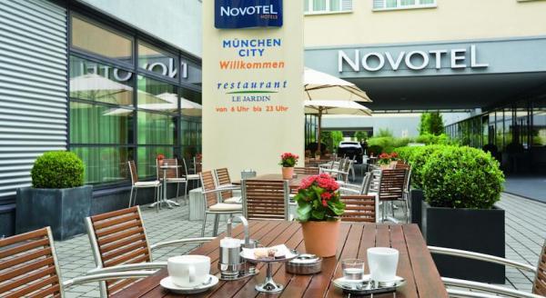 Hotel Novotel München City - Hotel Hochzeit - München