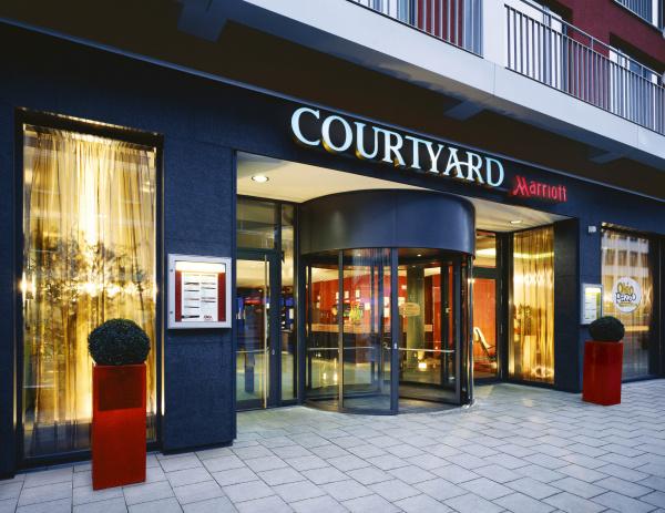 Courtyard by Marriott München City Center - Hotel Hochzeit - München