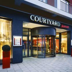 Courtyard by Marriott München City Center-Hotel Hochzeit-München-1