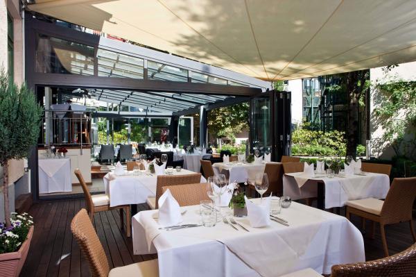 Maximilian München - Hotel Hochzeit - München