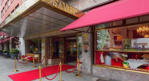 Savoy Berlin - Hotel Hochzeit - Berlin