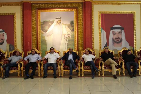 صالة المشرف للأعراس - قصور الافراح - أبوظبي