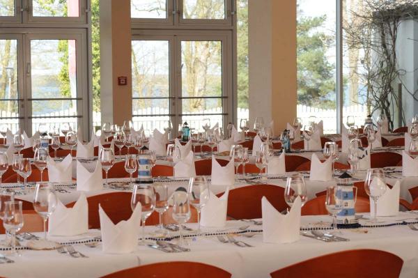 Hotel Müggelsee Berlin - Hotel Hochzeit - Berlin