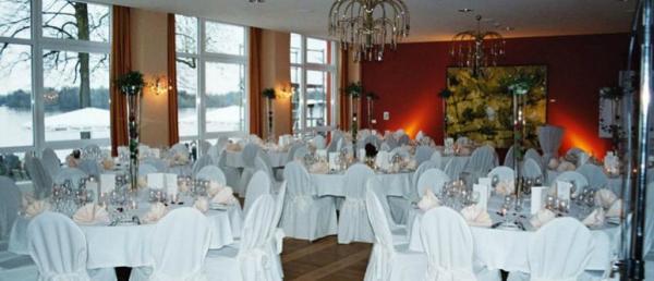 DämeritzSeehotel - Hotel Hochzeit - Berlin