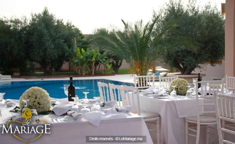 La Maison des Oliviers - Venues de mariage privées - Marrakech