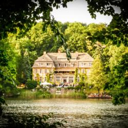 Haus Tornow am See-Hochzeit im Freien-Berlin-1