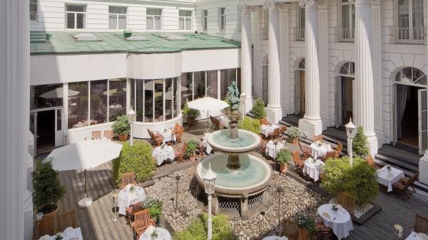 Hotel Atlantic Kempinski Hamburg - Hotel Hochzeit - Hamburg