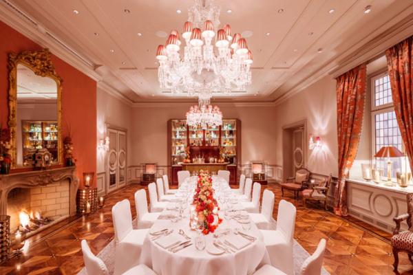 Fairmont Hotel Vier Jahreszeiten Hotel Hochzeit Hamburg