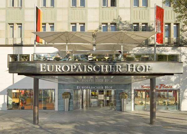 Europäischer Hof - Hotel Hochzeit - Hamburg