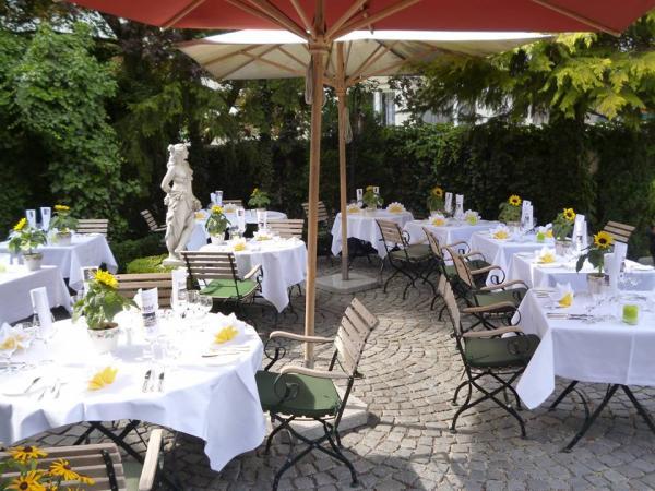 Romantik Hotel Fürstenhof - Hotel Hochzeit - München
