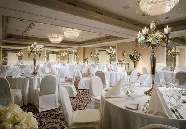 Hamburg Marriott Hotel - Hotel Hochzeit - Hamburg