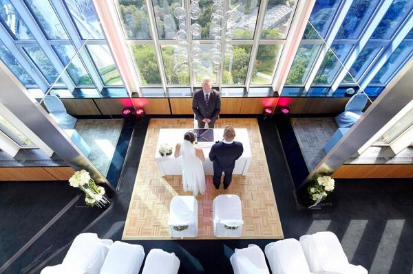 Radisson Blu - Hotel Hochzeit - Hamburg