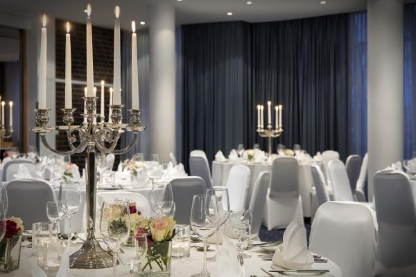 Holiday Inn Hamburg - Hotel Hochzeit - Hamburg