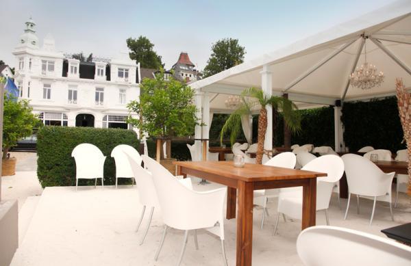 Strandhotel Blankenese - Hotel Hochzeit - Hamburg