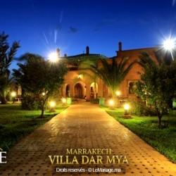 فيلا دار ميا-قصور الافراح-مراكش-4