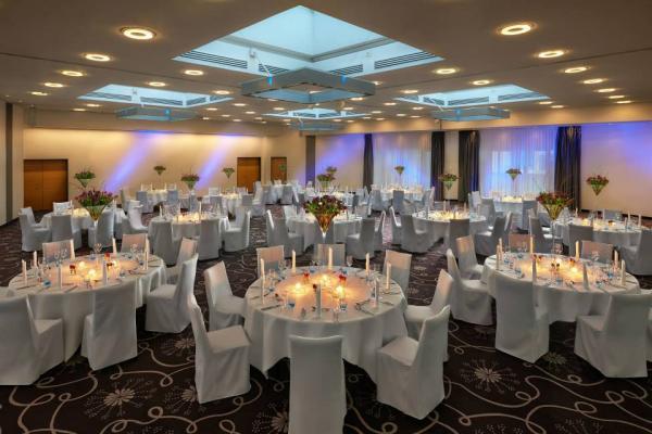 Hilton Köln - Hotel Hochzeit - Köln