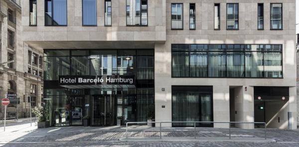 Hotel Barceló Hamburg - Hotel Hochzeit - Hamburg