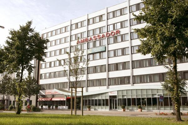 Quality Hotel Ambassador - Hotel Hochzeit - Hamburg