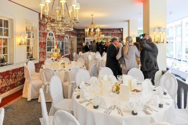 Landhaus Höpkens Ruh - Hotel Hochzeit - Bremen